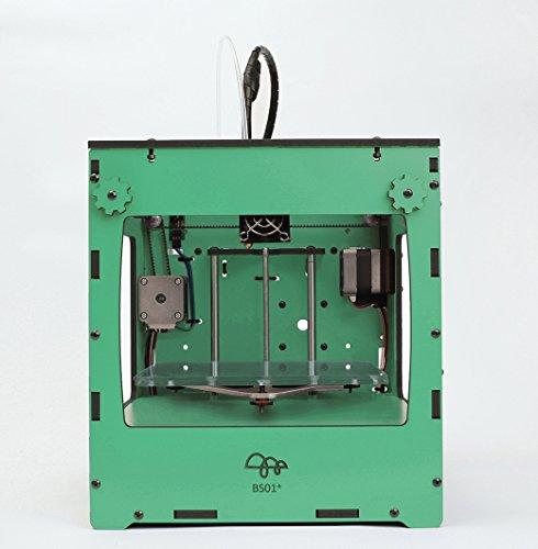 BONSAI LAB 3Dプリンタ BS01+ (PLAキット)コバルトグリーン