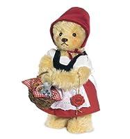Herman teddy bear red hooded Chan 26cm (japan import) from Herman teddy bear