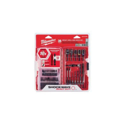 Milwaukee Electric Tool 48-32-4006 Shockwave Bit Set (40 Piece) (Shockwave Drill Set compare prices)