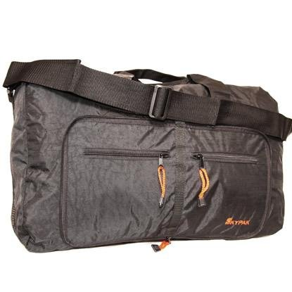 Skypak 90L Folding Travel Reisetasche - Blac