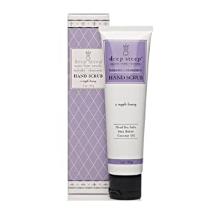 Deep Steep Hand Scrub Lavender-Chamomile, Lavender-Chamomile 2 oz (Pack of 2)