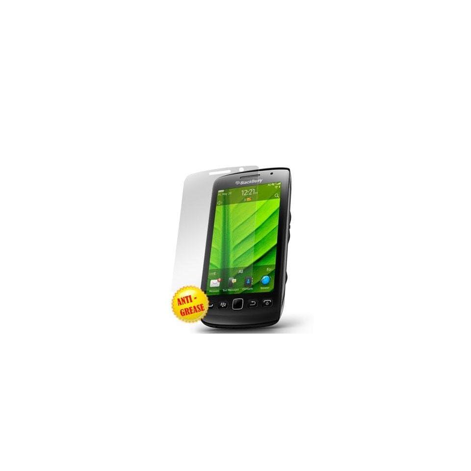 Electromaster(TM) Brand   Matte Anti Glare LCD Screen Protector Film Guard Cover for Blackberry Torch 9850 9860