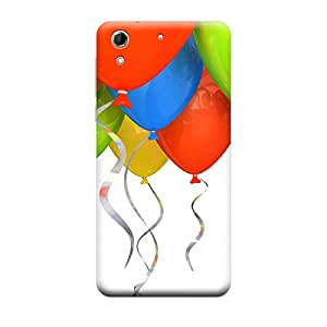 Ebby Premium Printed Mobile Back Case Cover With Full protection For HTC 728 (Designer Case)