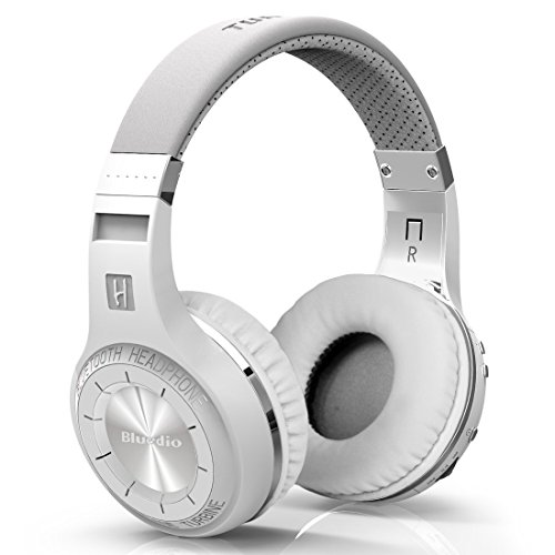 Click to buy Bluedio Powerful Bass Bluetooth 4.1 HiFi Wireless Stereo Headset For Moible Phone Laptop (White) - From only $80.25