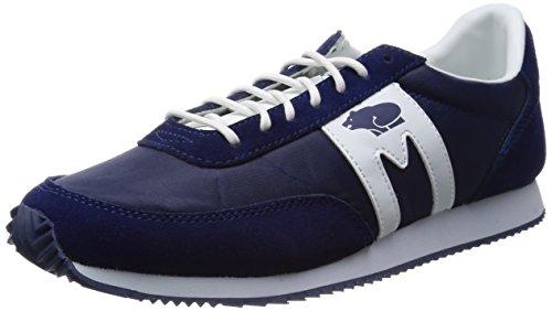 KARHU Albatross sneakers running PELLE TESSUTO NAVY WHITE F802501 41,5