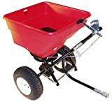 NEW Earthway Products 2170TSU Rustproof Heavy Duty Broadcast Tow Behind Spreader