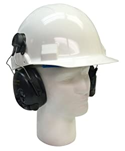 3M Peltor MT15H7P3E SV Tactical Pro Listen-Only Hard Hat Mount