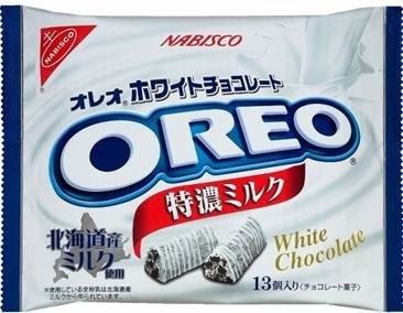 Nabisco Japanese Oreo White Chocolate 3.55