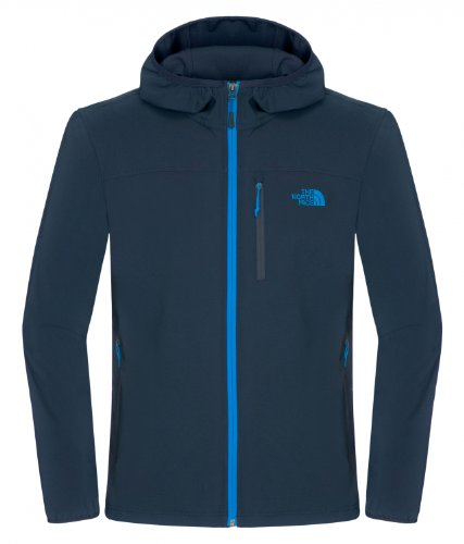 The North Face Nimble Kapuzen-Softshelljacke
