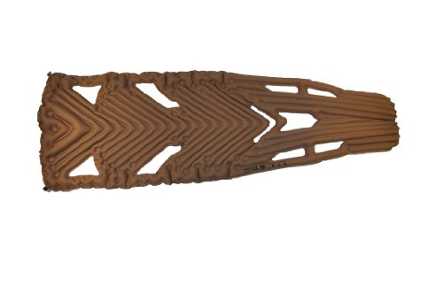 Klymit Intertia XL Recon Camping Mattress (Coyote-Sand, Large)
