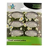 HQ `FRESH` SCENTED PELLETS – These scented pellets ensure a pleasant fragrance during vacuuming – Scent: Fresh