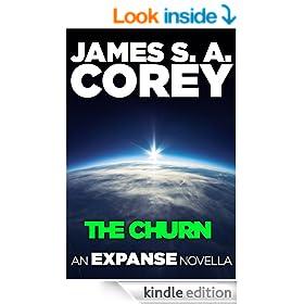 The Churn (Expanse Book 12)