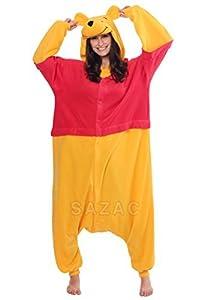 Winnie the Pooh Kigurumi (All Ages Costume)