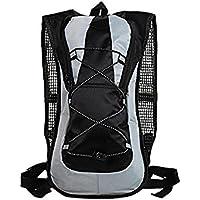 Koolulu Multifunction 2-Liter Hydration Backpack (Black)
