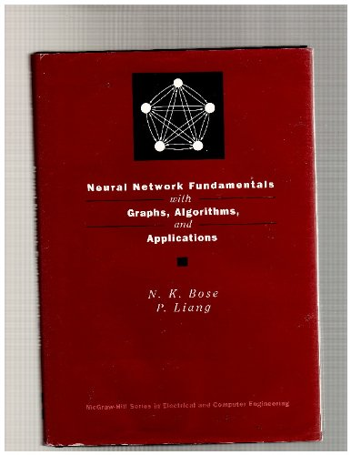 Neural Network Fundamentals with Graphs, Algorithms, and Applications