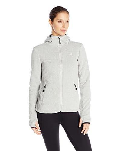 Champion Women's Knit Bonded Sherpa Jacket