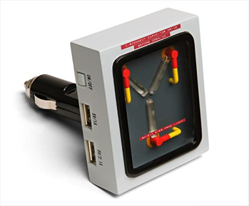 Back to the Future Flux Capacitor USB Car Charger by Unknown