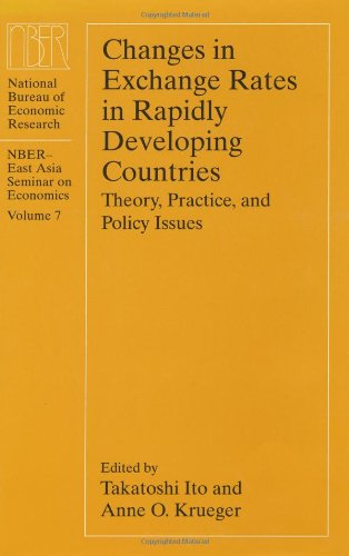 Changes in Exchange Rates in Rapidly Developing Countries: Theory, Practice, and Policy Issues (National Bureau of Econo