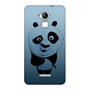 Cute Panda Puzzled Multicolor Back Case Cover for Coolpad Note 3