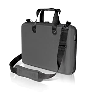 Cocoon CPS400GY Laptop Case, Up tp 15.4 Inch, Gray