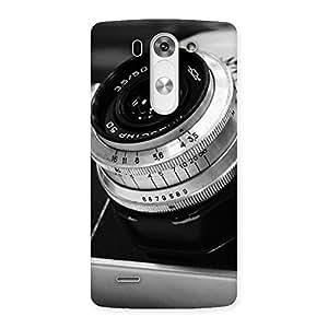 Ajay Enterprises Elite BW Cam Back Case Cover for LG G3 Beat