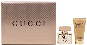 Gucci Premiere Geschenkset femme / woman, Eau de Parfum Vaporisateur / Spray 30 ml, Bodylotion 50 ml, 1er Pack (1 x 80 ml)