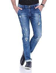 Bandit Medium Blue Slim fit Jeans