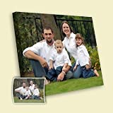 """Canvas Champ PHOTO TO CANVAS - 0.75"""" GALLERY WRAP - 20 x 24"""