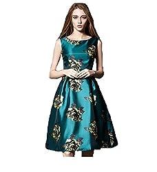 Top{(Choice Fashion_Blue_Yellow Roze_Satin Women's Top)}