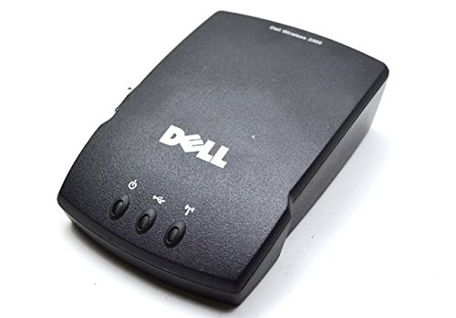Dell Wireless Printer Adapter 3300 Tf337
