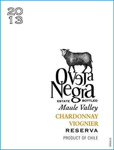 2012 Oveja Negra Reserva Maule Valley Chile Chardonnay-Viognier 750 Ml