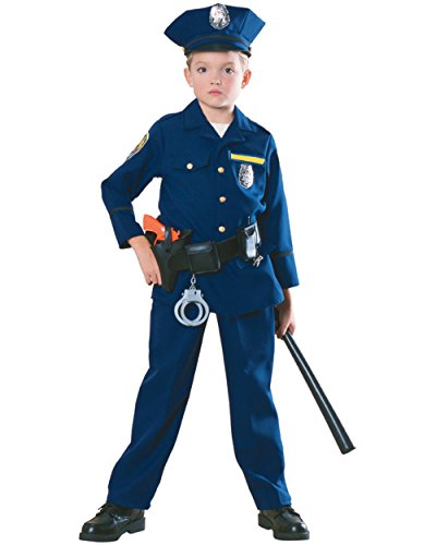 Young Heroes Child Police Officer Costume