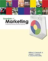 Essentials of Marketing with Student CD by Perreault