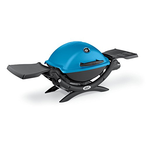 Cheapest Price! Weber 51080001 Q1200 Liquid Propane Grill, Blue
