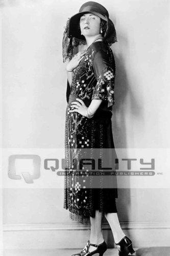 Lilyan+Tashman%2C+1920%27s+Vintage+Hollywood+Actress+%5B16+x+24+Photograph%5D