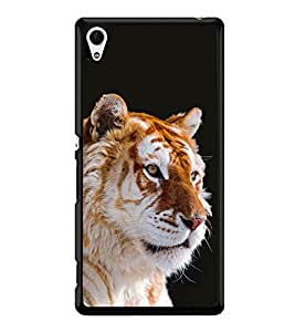 Tiger Back Case Cover for SONY XPERIA Z4