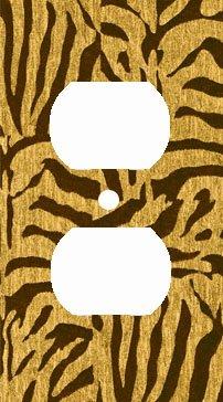 Zebra Print Accessories For Bedroom front-221204