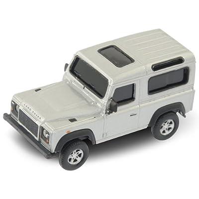 Land Rover Defender USB Memory Stick 8Gb - Grey by AutoRegalia