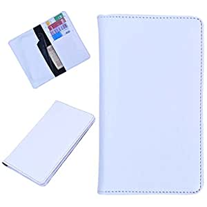 DSR Pu Leather case cover for Sony Xperia Z Ultra (white)