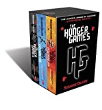 img - for [ Hunger Games Trilogy Boxed Set ] [ HUNGER GAMES TRILOGY BOXED SET ] BY Collins, Suzanne ( AUTHOR ) Sep-06-2012 Paperback book / textbook / text book