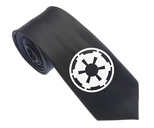 Uyoung Star Wars Galactic Empire Logo Black Men's Woven 2.5