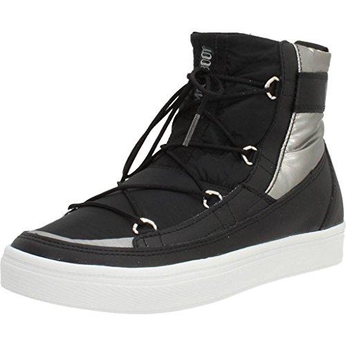 Moon Boot Stivali Vega Black / Silver 39