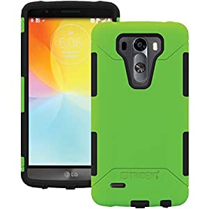 Trident Aegis Series Case for LG G3 - Retail Packaging - Green