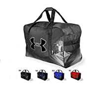 Under Armour Hockey Pro Equipment Bag Scarlet UASB-PEB-SC