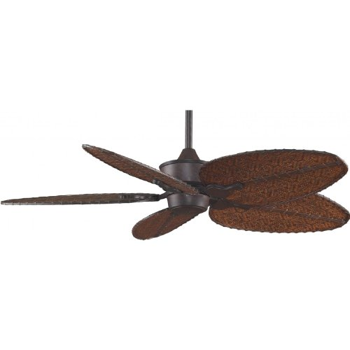Fanimation Islander 52 Inch Outdoor Ceiling Fan - Rust
