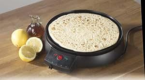 Professional Cooks Pro Electric Pancake / Crepe Maker