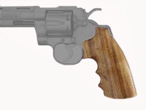 Hogue Colt Python Goncalo Premium Wood Grips