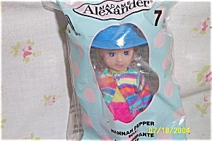 Mcdonald's Madame Alexander Hannah Pepper Doll - 1