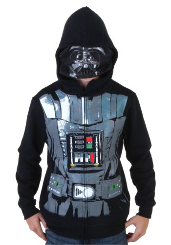 Star Wars Darth Vader Costume Hoodie With Mask