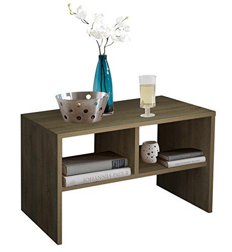 Popular VCM Nachto Side Table News Rack Coffee Table Bedside Table Sonoma Oak